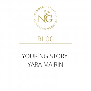 Yara Mairin x Naturaly Granola