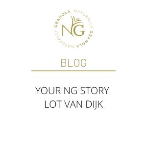 Lot van Dijk x Naturally Granola
