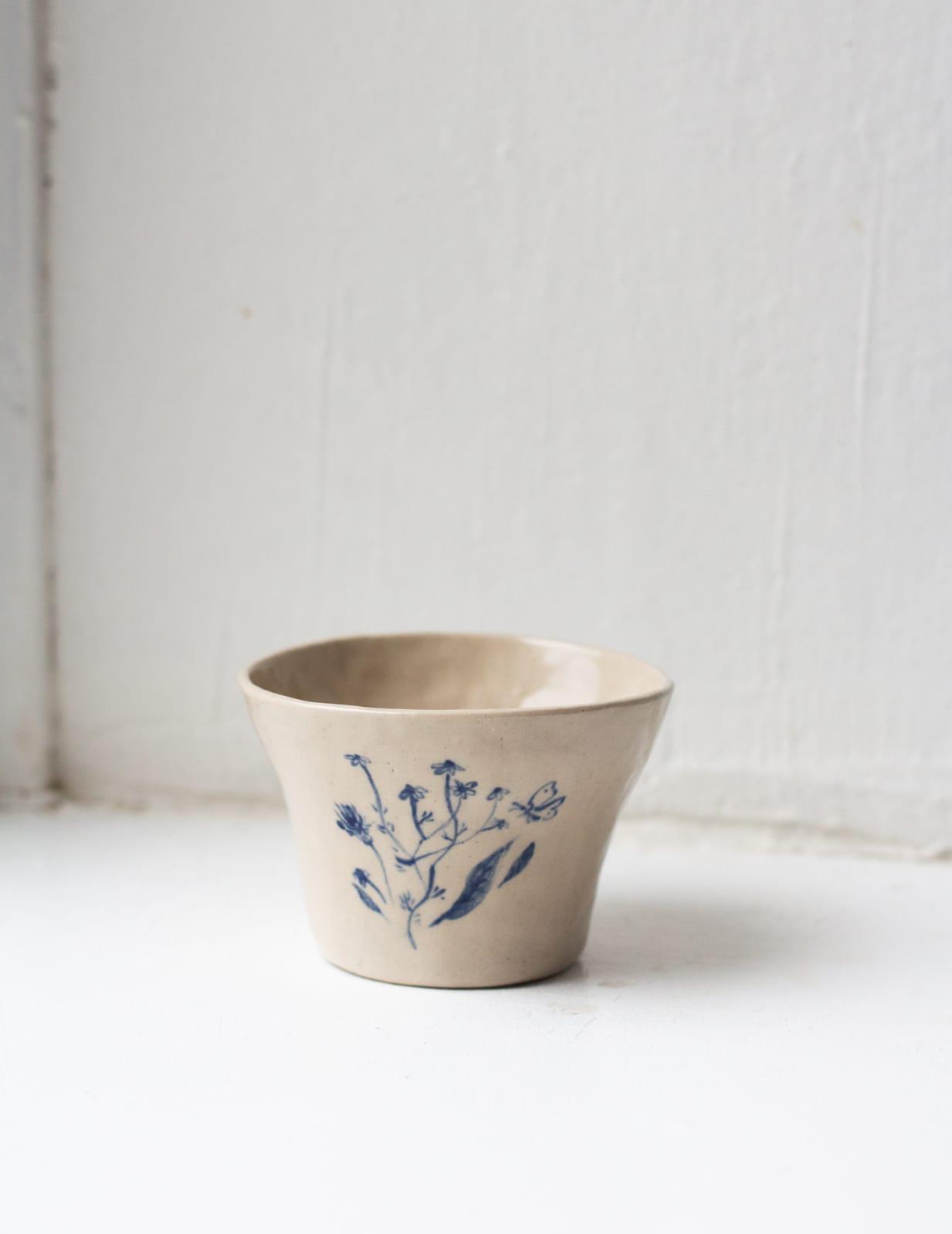 Crooked Garden Teacup