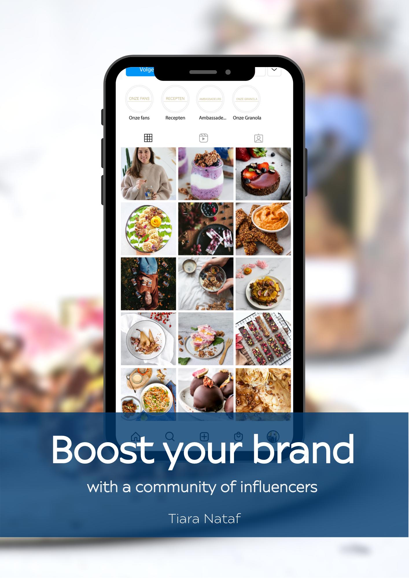 E-book - Boost your brand