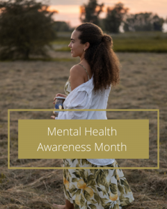 Naturally Granola and the Mental Health Awareness Month