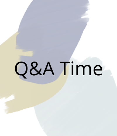 Q&A Time with Tiara